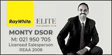 Ray White REAL ESTATE - Monty Dsor